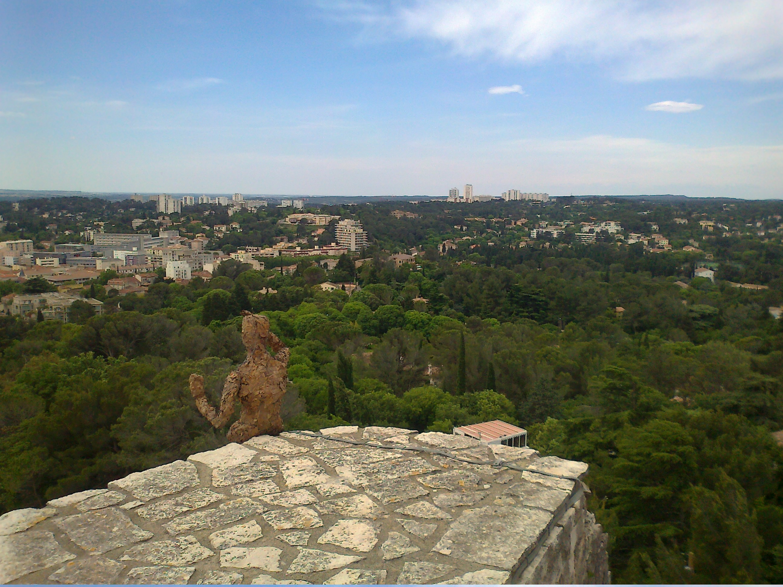 Index of may pictures languedoc nimes - Tour magne nimes ...